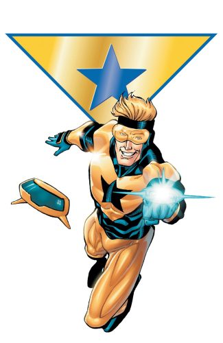 Booster Gold 40 325x500 Syfy Orders Script Based on DC Comics Booster Gold