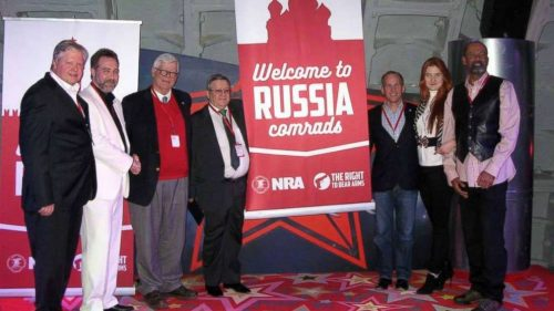 butina nra members moscow trip ht jef 190129 hpMain 16x9 992 500x281 NRA says 2015 Moscow trip wasn't official. Emails, photos reveal gun groups role