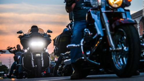 Covid 19 cases tied to the Sturgis motorcycle rally in South Dakota have reached across state lines