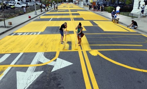 With drivers confused, Atlantic City to redo BLM road paint