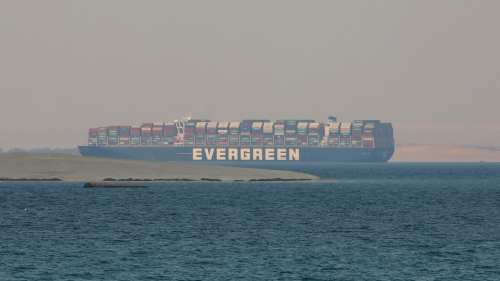 Egypt seizes the Ever Given, saying its owners owe nearly $1 billion for Suez Canal traffic jam