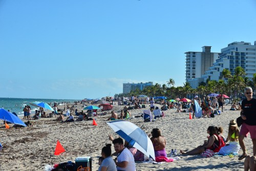 Florida Reports Close to 12,000 Covid Cases Caused by Variants, Most in US
