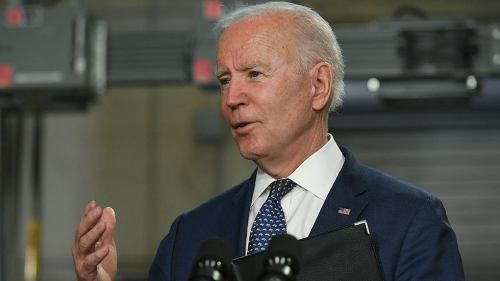 Biden hits 63 percent approval rating in new AP poll