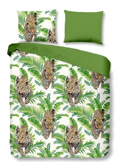 enveloppe de couette jungle green 200 x 220 cm