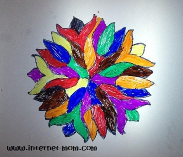 570-mandala-painting-ציור-מנדלה