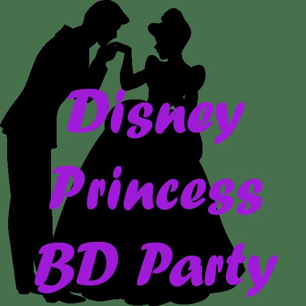יום הולדת נסיכות דיסני