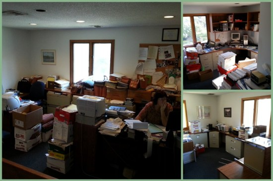 Office - Before