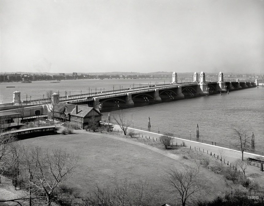 west boston bridge