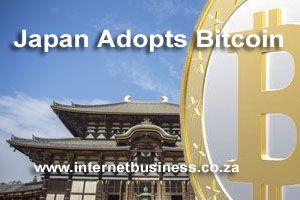 Japan Adopts Bitcoin