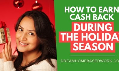9 Easy Ways to Earn Cash Back for Holiday Shopping