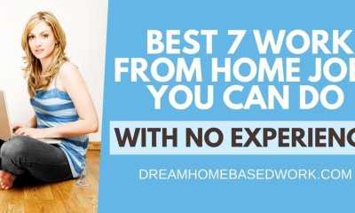Best 7 Beginner Work from Home Jobs You Can Do With No Experience