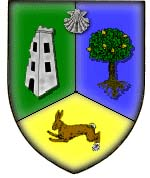 The Coat of Arms for County Sligo.