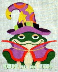 Magic Frog Joke