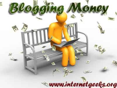 Blogging Money