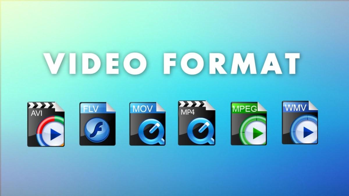 Video-Formats