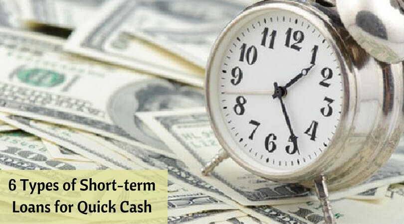 6-Types-of-Short-term-Loans-for-Quick-Cash