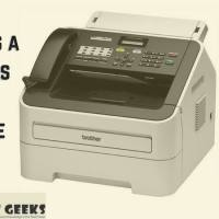 How Does a Wireless Fax Machine Works?