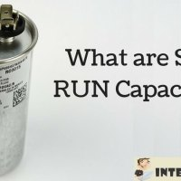 What are Start RUN Capacitors?