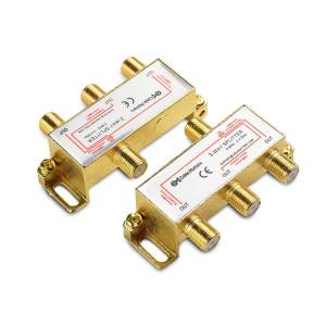 Cable Matters 2-Pack 3-Way Coaxial Cable Splitter