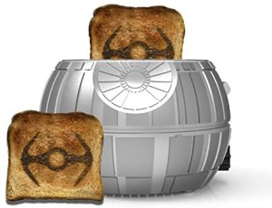 Uncanny Slice Toaster