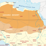 Opportunities And Challenges In The Sahara Desert Internet Geography