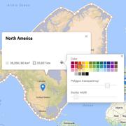Colour customisation North America