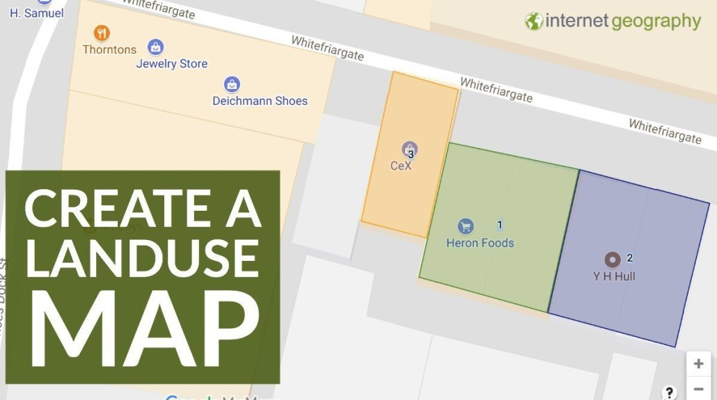 Landuse map tutorial