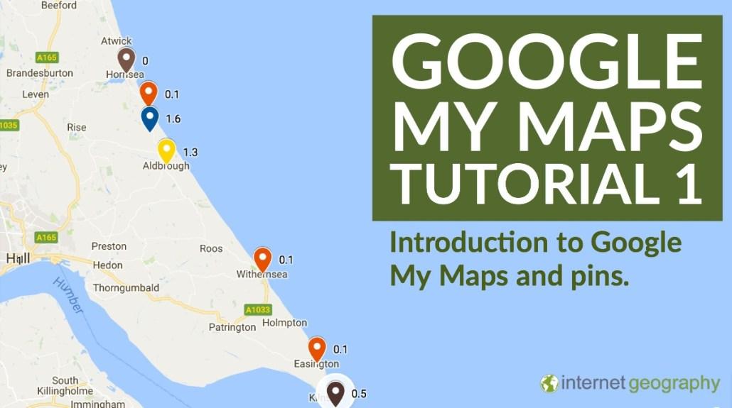 My maps tutorial 1