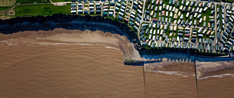 Hornsea coastal erosion