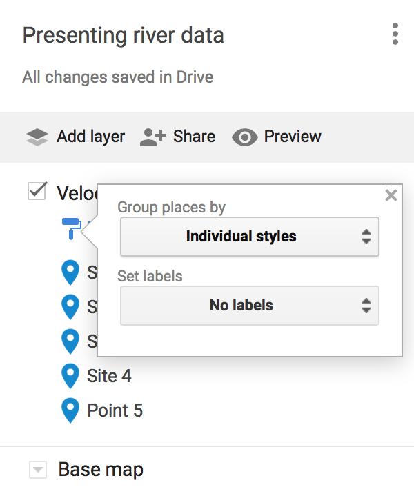 Individual styles - pins
