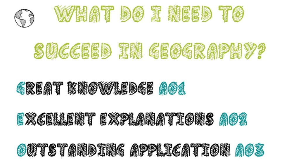 AOs in Geography