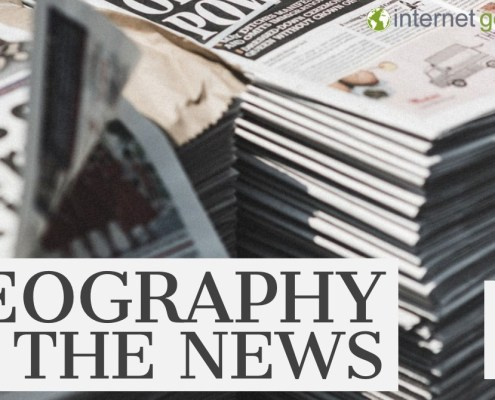 Geography in the news 8