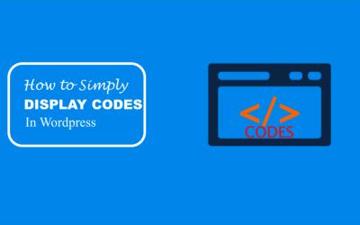 How to Display Code on Your WordPress WebSite