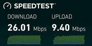 MPT 4G Speedtest Myanmar