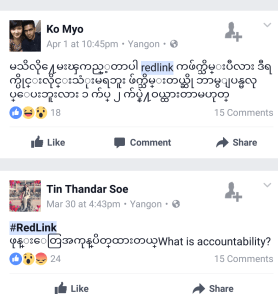 Redlink Myanmar ISP Internet Facebook 5BB