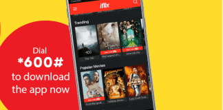Iflix Ooredoo data packs internet myanmar yangon 3g 4g lte