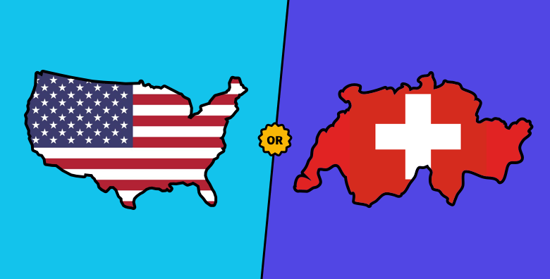 Swiss or Texan? How About Both