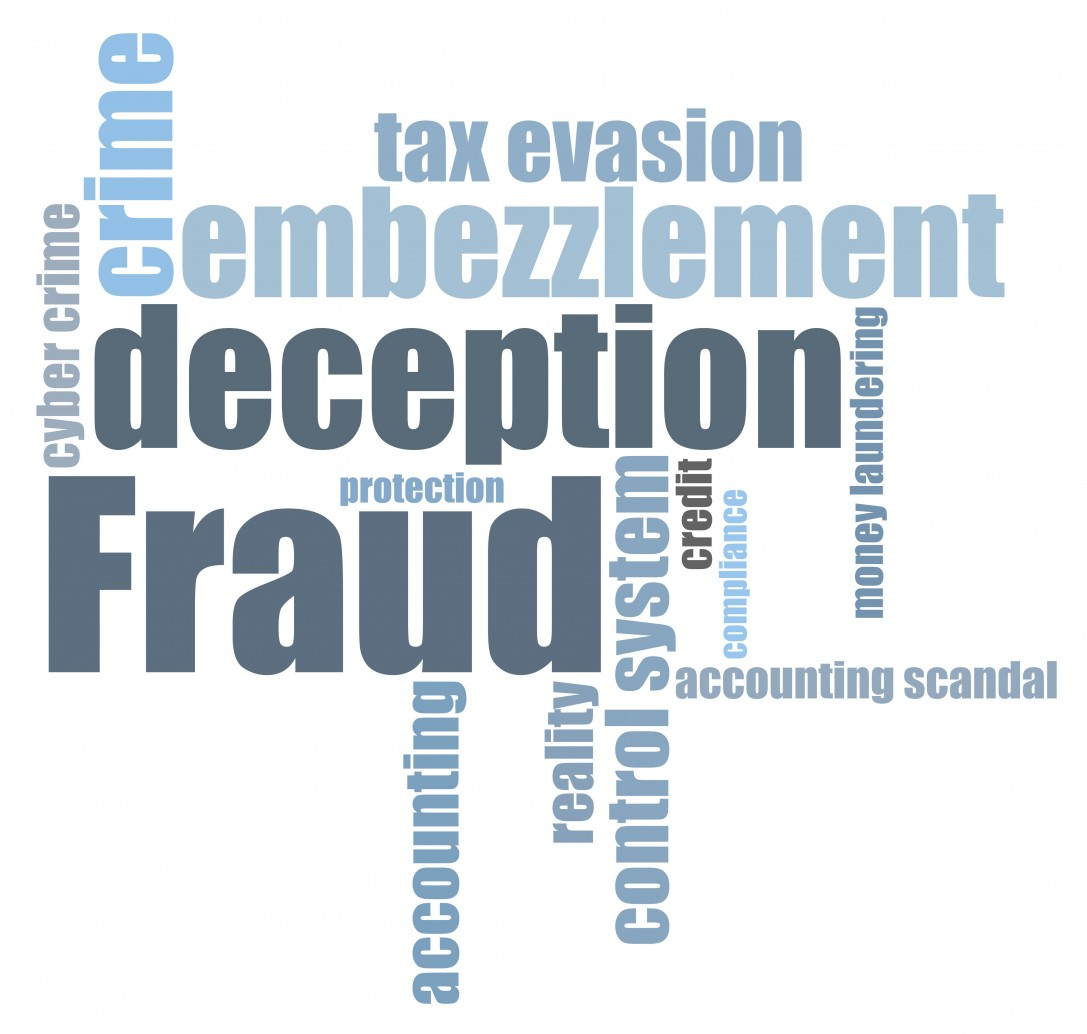 pay per click fraud.