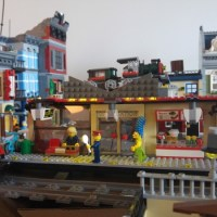 Lego Train Automation - IR Power Functions with NodeJS and LIRC