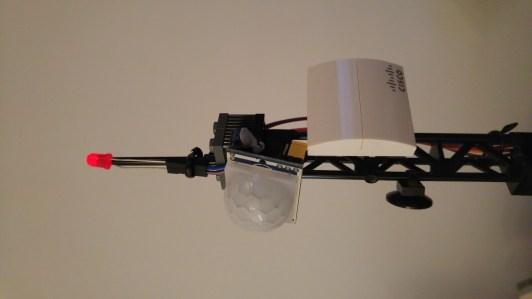 Motion Sensor Tower