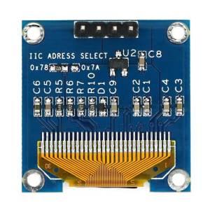 128x64 I2C