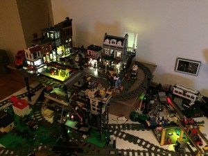 Lego City - Night Lights