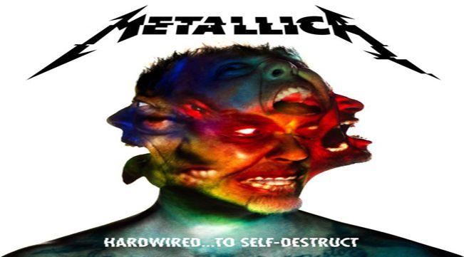 "Metallica new album ""Hardwired "" is coming"