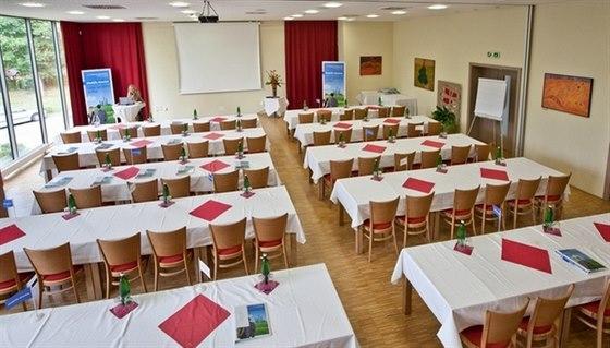 konferenční sál - parkhotel Hluboká nad Vltavou