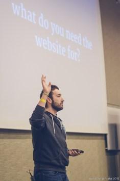 WordCamp Praha 2015 - Luca Sartoni