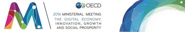New Background Paper Available About Next Week's OECD Ministerial Meeting on the Digital Economy