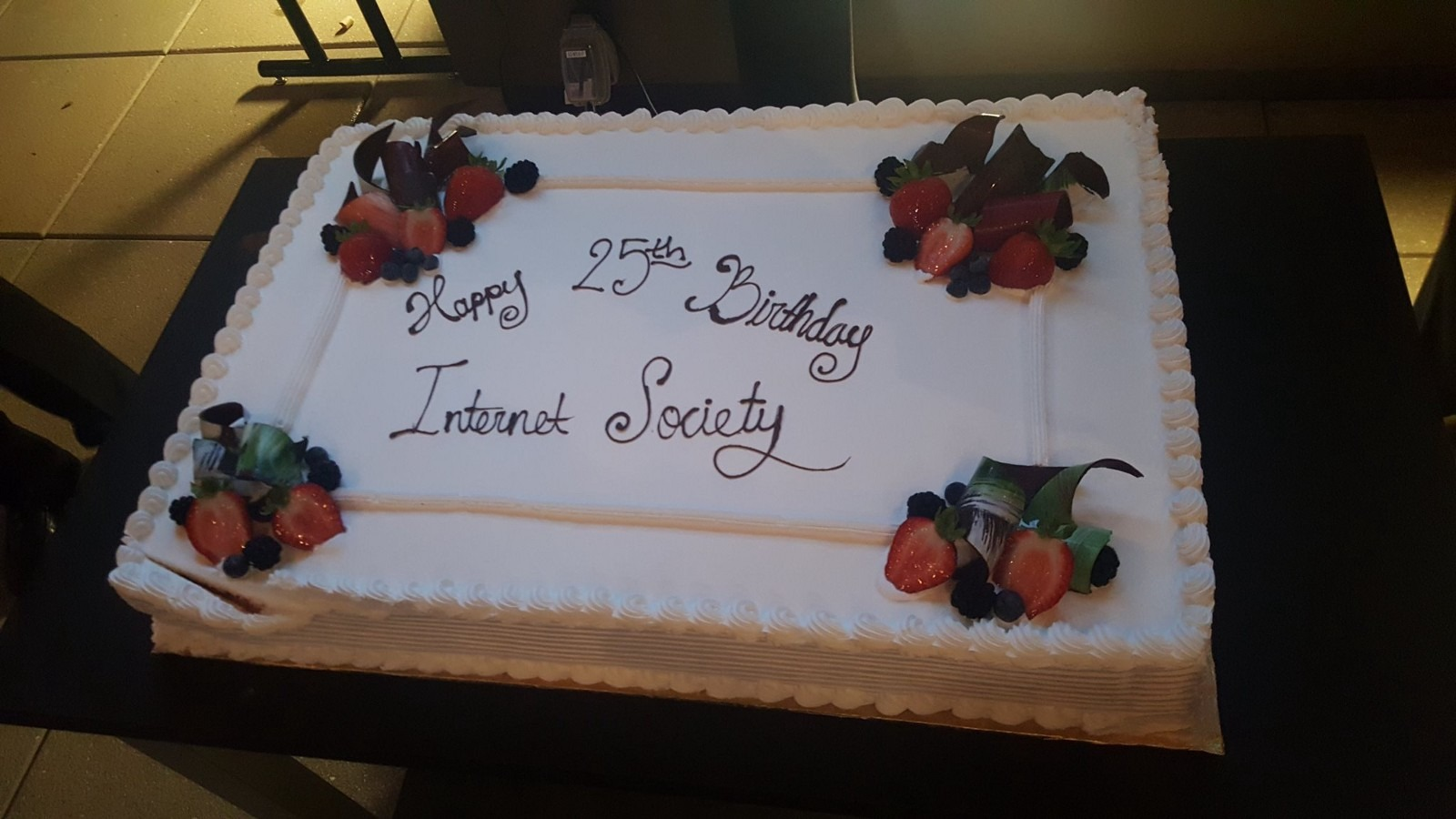The Internet Society's 25th Anniversary and the Renewal of Commitment Thumbnail