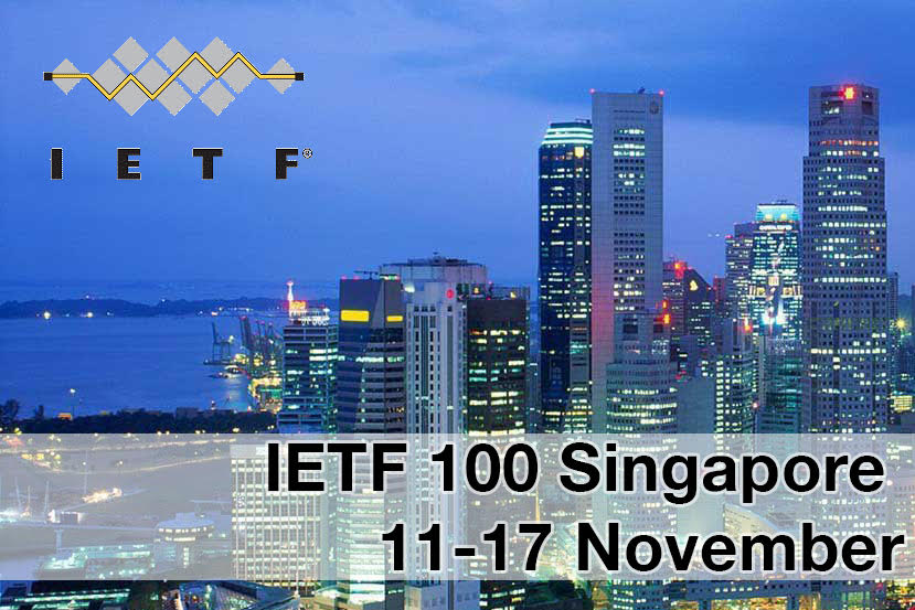 Rough Guide to IETF 100 – Slinging Standards in Singapore