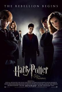 Harry Potter and the Order of the Phoenix Poster #3