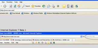 Microsoft Delivers Pair of Internet Explorer Betas